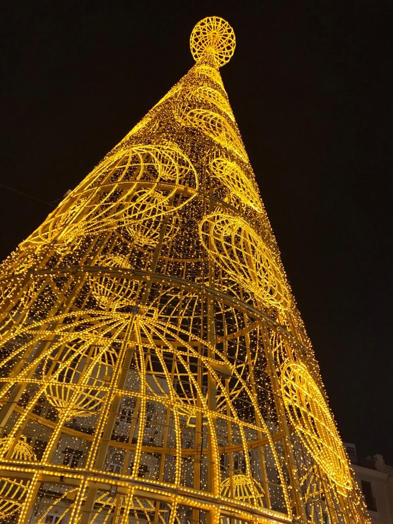 Kerst Sevilla