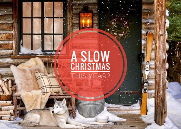 A slow Christmas thisyear?