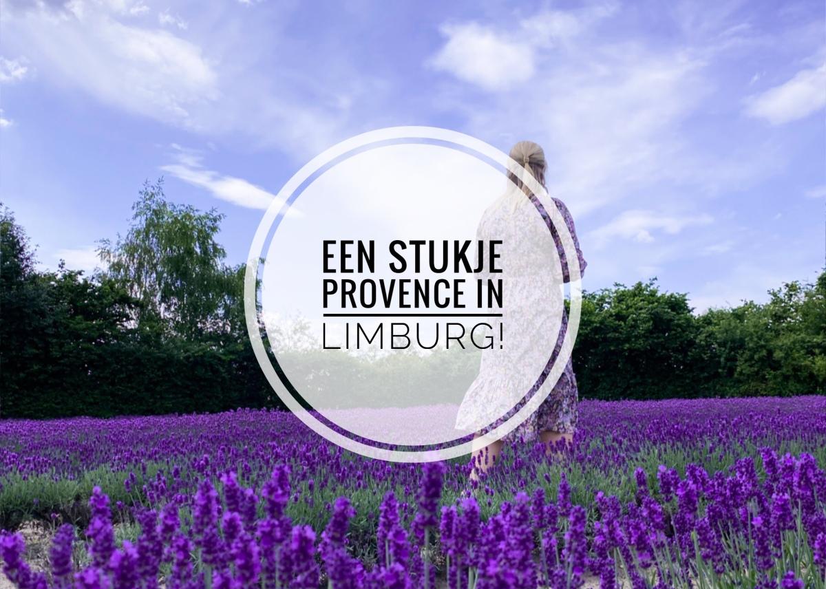 Een stukje Provence inLimburg!
